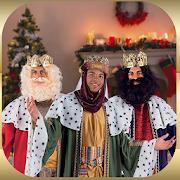 Tu Foto con los Reyes Magos – Selfies de Navidad