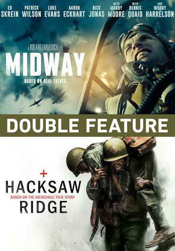 Midway Hacksaw Ridge Double Feature Movies On Google Play