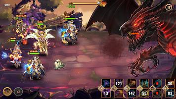 Fantasy League: Turn-based RPG strategy