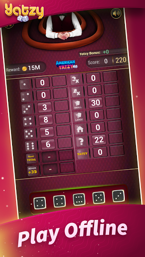 Yatzy - Offline Free Dice Games android2mod screenshots 1