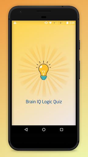 Brain IQ Logic Quiz  screenshots 1