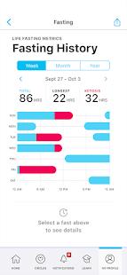 LIFE Fasting Tracker   Social Intermittent Fasting