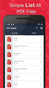 Simple PDF Reader Pro – No Ads Version v1.5.0 [Paid] 3