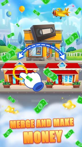 Coin Town - Merge, Slots, Make Money Latest screenshots 1