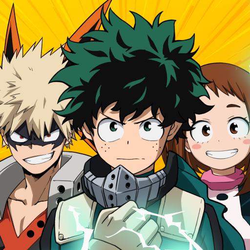 My Hero Academia: The Strongest Hero Anime RPG