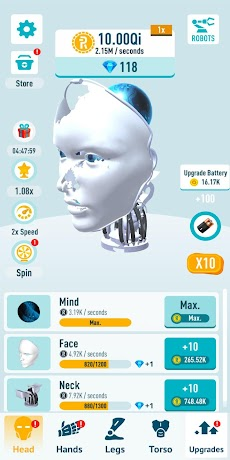 Idle Robotsのおすすめ画像4