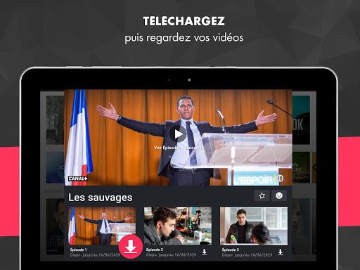 myCANAL, vos programmes en live ou en replay screenshots 14