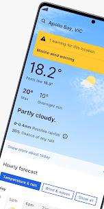 BOM Weather 1