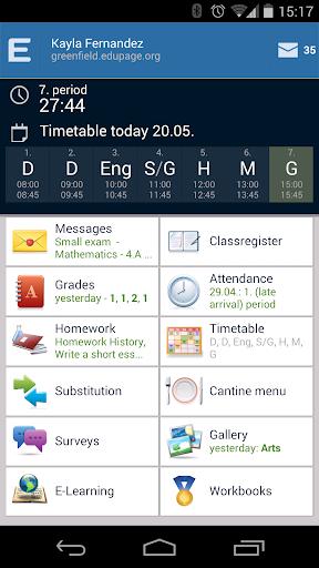 EduPage 2.0.69 Screenshots 1