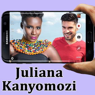 Selfie with Juliana Kanyomozi
