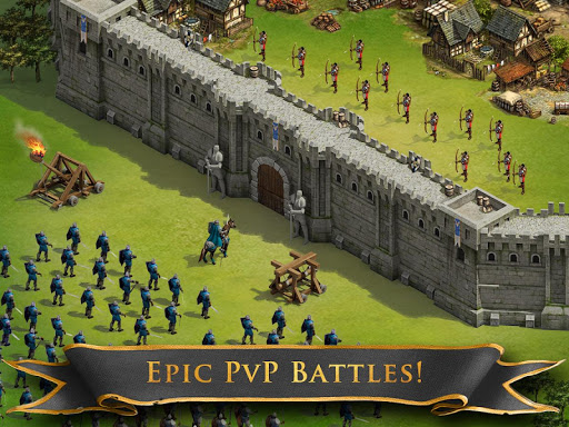 Imperia Online - Medieval empire war strategy MMO  screenshots 11