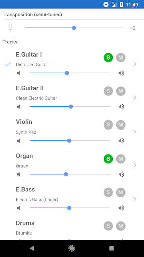 Guitar Pro  screenshots 4