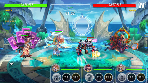Heroes Infinity: RPG + Strategy + Super Heroes  screenshots 21