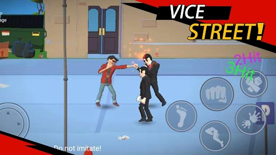Vice Street: fighting master MOD (Unlimited Money) 3
