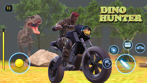 Best Dinosaur Shooting Games: Dino Hunt Shelter  screenshots 9