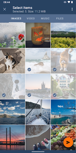 catch! — android-pc file transfer app screenshot 1