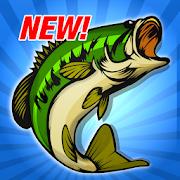 Master Bass Angler: Free Fishing Game