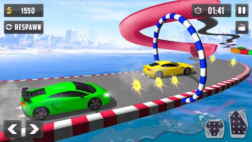Crazy Car Driving Simulator: Impossible Sky Tracks 2.0 Screenshots 2
