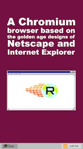 Retro Browser: '90s nostalgic web browser 4