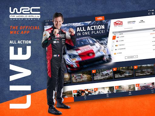 WRC u2013 The Official App apktram screenshots 7