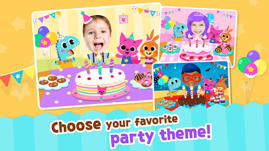 Pinkfong Birthday Party