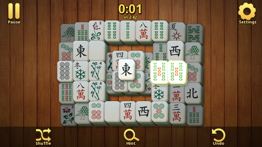 Mahjong Solitaire Classic : Tile Match Puzzle 2.1.16 screenshots 8