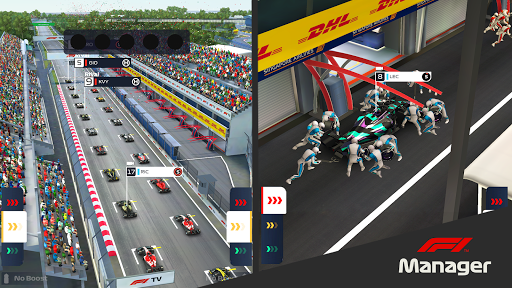 F1 Manager  screenshots 8