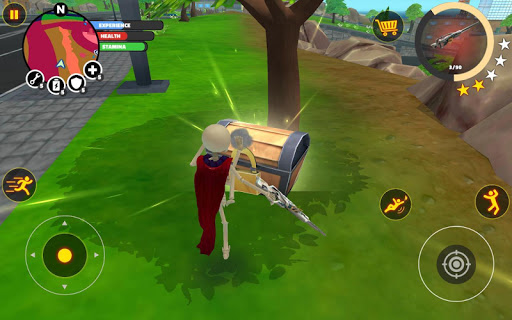 Stickman Superhero 1.4.2 screenshots 4