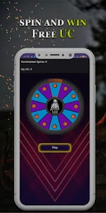 Spin and Win Free UC APK + MOD (Unlimited Money) 3
