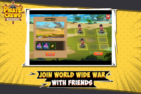 Mod Game Pirate Crews: Treasure Adventure for Android