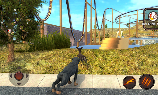 Rottweiler Dog Simulator  screenshots 5
