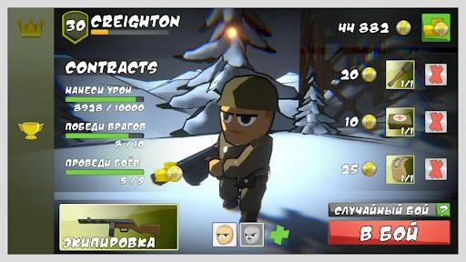 Mini Soldiers: Battle royale 3D 1.2.123 screenshots 1