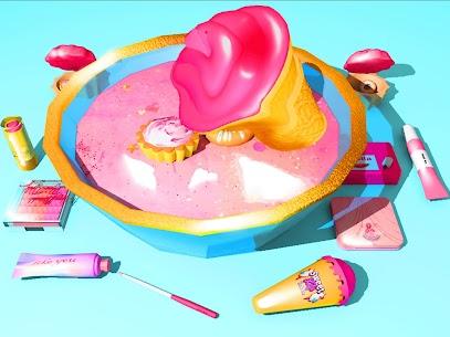 Mixing Makeup Into Slime ASMR Fidget Toys Games Apk 4