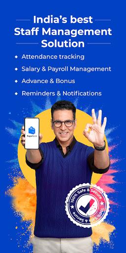 PagarBook Staff Attendance, Work & Pay Management 1.6.2 Screenshots 1