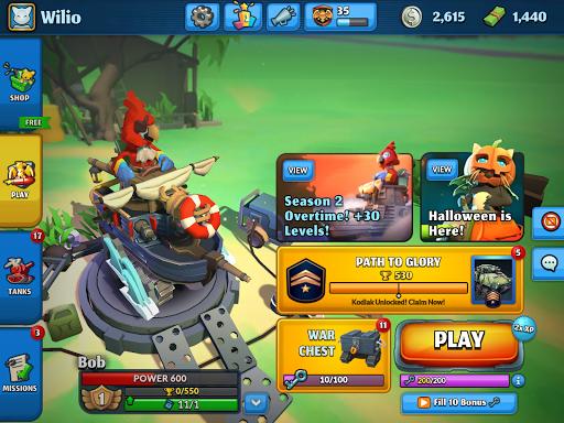 PvPets: Tank Battle Royale 1.4.1.10225 screenshots 13