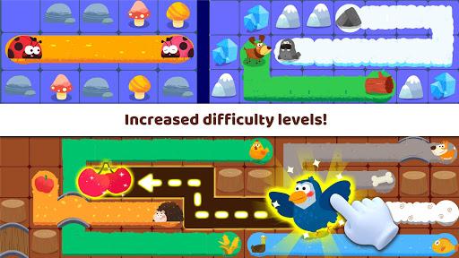 Little Panda's Pet Line Puzzle  screenshots 9