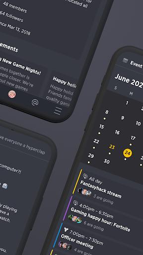 Guilded - Chat, Stats, LFG 6.0.30 Screenshots 2