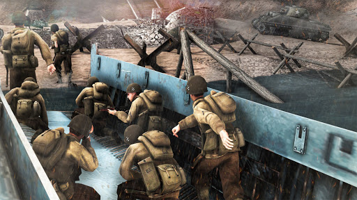 Call Of Courage : WW2 FPS Action Game  Screenshots 4