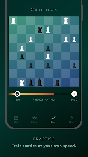 Tactics Frenzy u2013 Chess Puzzles android2mod screenshots 7