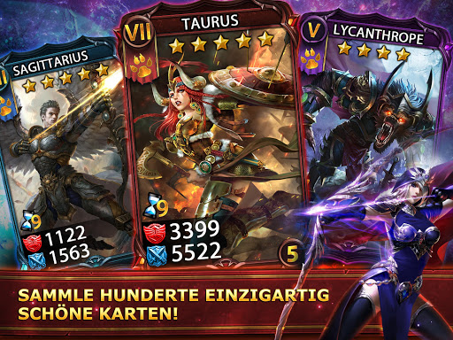 Deck Heroes: Duell der Helden 13.3.0 screenshots 2