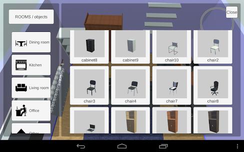 Free Download Room Creator Interior Design App For PC (Windows and Mac) 2