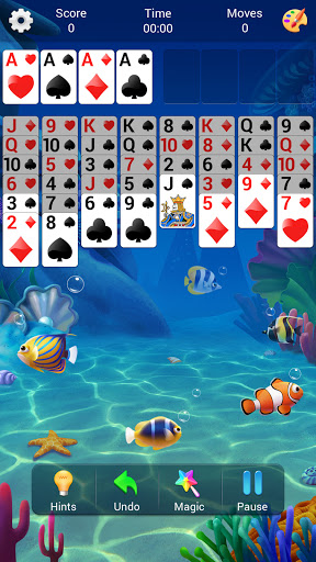 FreeCell Solitaire modavailable screenshots 1