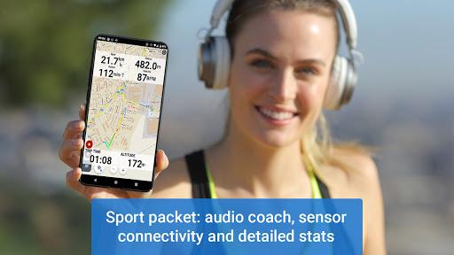 Locus Map 4: Hiking&Biking GPS navigation and Maps apktram screenshots 12