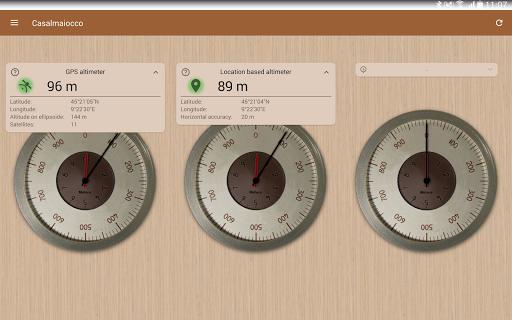 Accurate Altimeter 2.2.23 Screenshots 10