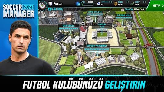 Soccer Manager 2021 – Son Sürüm Hileli APK 3