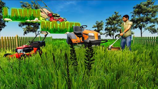 Code Triche Lawn Mower Simulator (Astuce) APK MOD screenshots 1