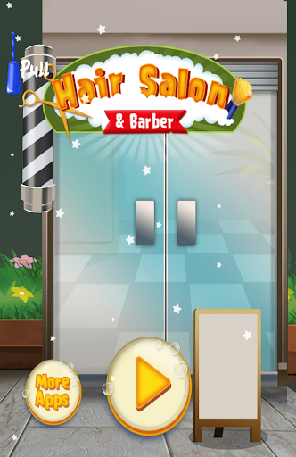 Hair Salon & Barber Kids Games 1.0.10 screenshots 1