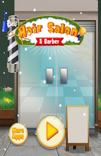 Hair Salon & Barber Kids Games  screenshots 1