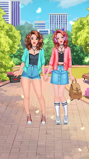 BFF Shopping Day - Games for Girls 1.4 screenshots 1