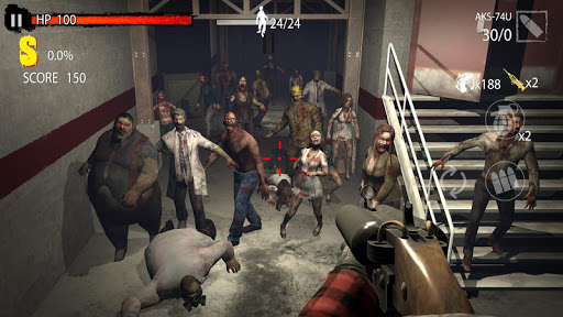 Zombie Hunter D-Day 1.0.804 screenshots 4